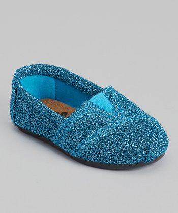 Teal Frost Kaymann Slip-On Shoe