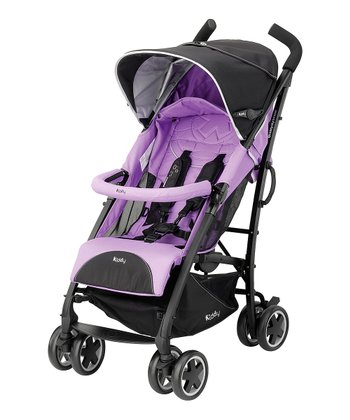 Kiddy USA Lavender City'N Move Stroller