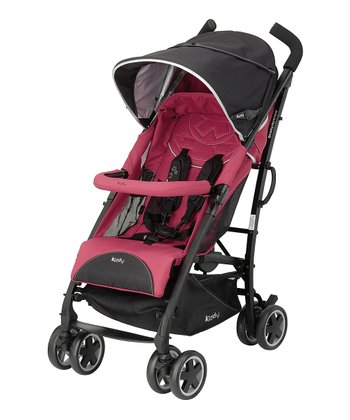 Kiddy USA Cranberry City'N Move Stroller