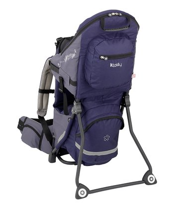 Blue Adventure Pack Carrier