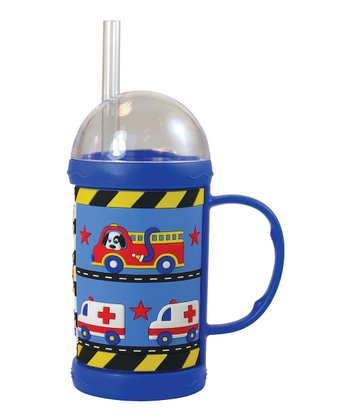 Emergency Vehicles Dome Mug