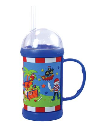 Pirate Boy Dome Mug