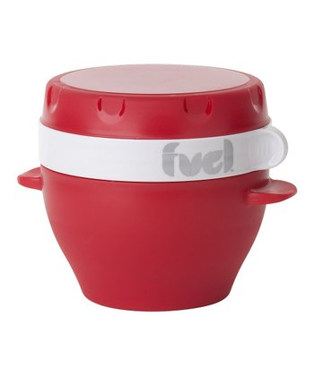 Red Fuel Soup On-the-Go 16-Oz. Container