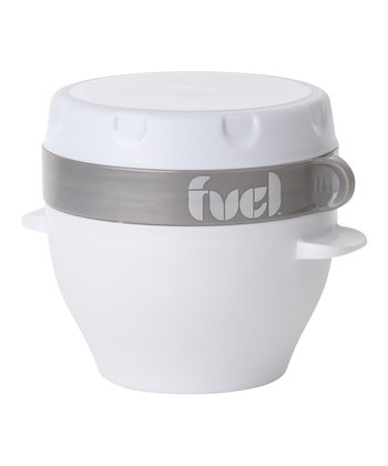 White Fuel Soup On-the-Go 16-Oz. Container
