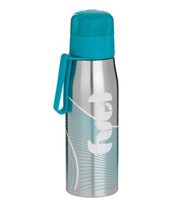 Blue Fuel Stainless Steel 17-Oz. Sport Bottle