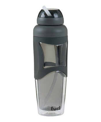 Gray Hydr8 24-Oz. Sport Bottle