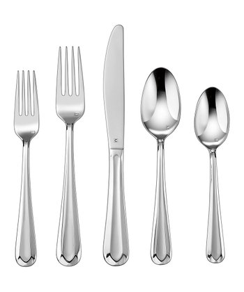 Chatte 20-Piece Flatware Set