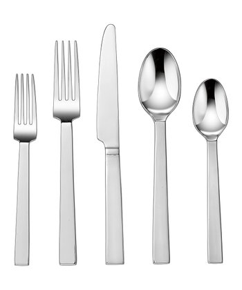 Rannee 20-Piece Flatware Set