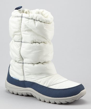 Off-White Laura Cabin Puff Nylon Boot