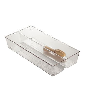 Clear 16'' Twin Tray