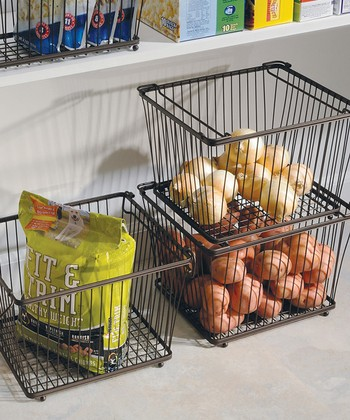 Neat & Tidy: Kitchen Organization