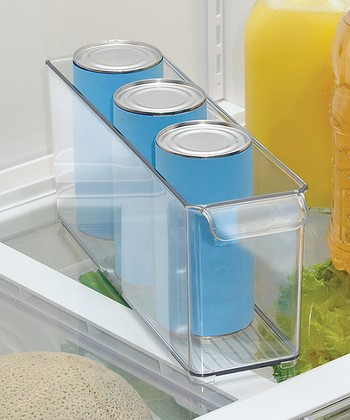 Clear Fridge & Freezer Deep Bin