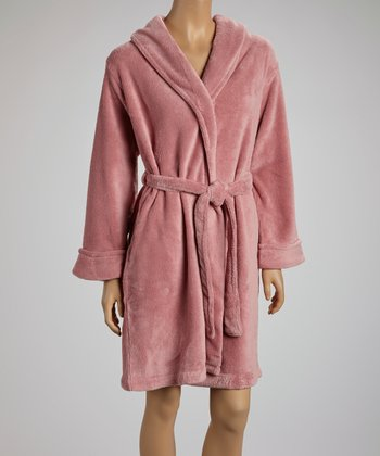 Dusty Rose Robe