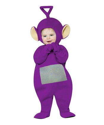 Purple Tinky Winky Dress-Up Outfit - Infant