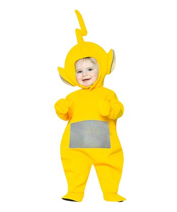 Yellow Laalaa Dress-Up Outfit - Toddler