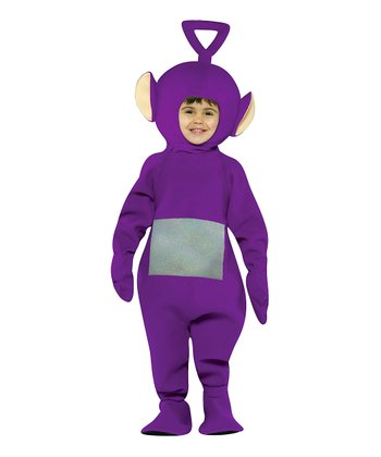Purple Tinky Winky Dress-Up Outfit - Toddler