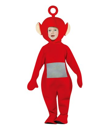 Red Po Dress-Up Outfit - Toddler