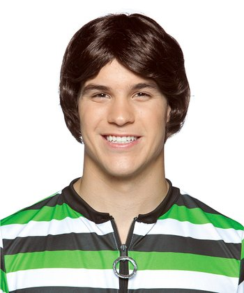 Bobby Brady Bunch Wig - Adult