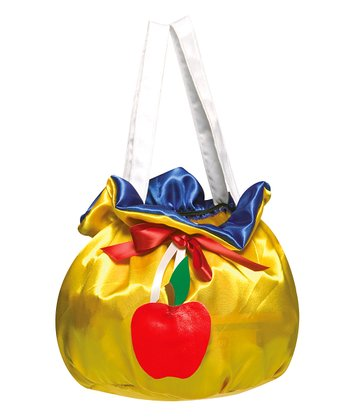 Yellow Princess Apple Bag