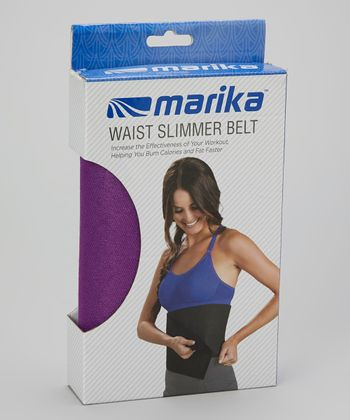 Purple Waist-Slimmer Belt