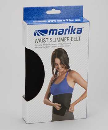Black Waist Slimmer Belt