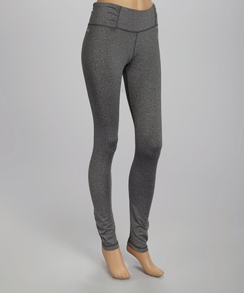 Heather Charcoal Hyperplay Leggings