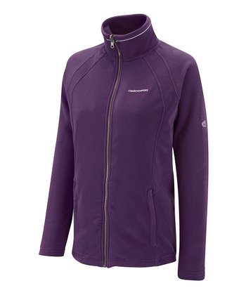 Dark Plum Madigan Interactive Jacket