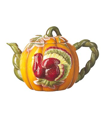 Turkey Teapot