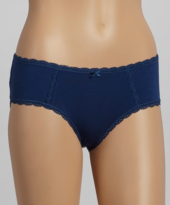 Belabumbum Navy Colette Bikini Briefs