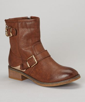 Brown Sabrina Boot