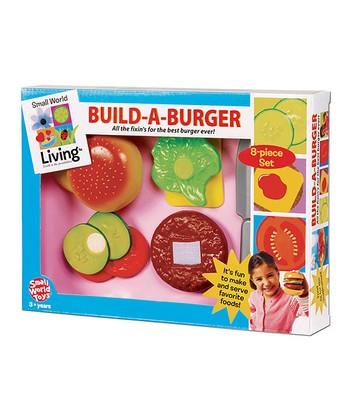 Build a Burger Set