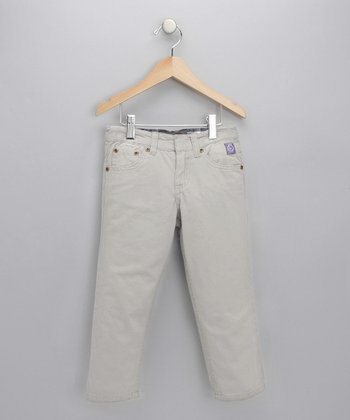 Canvas Twill Pants - Toddler & Boys
