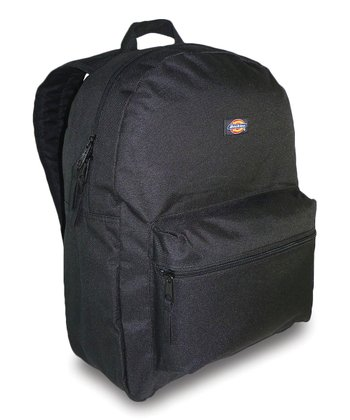 Black Student Backpack