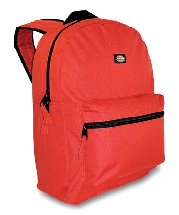 Coral Student Backpack