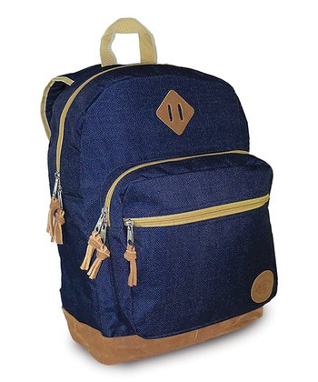 Denim Blue Venice Backpack
