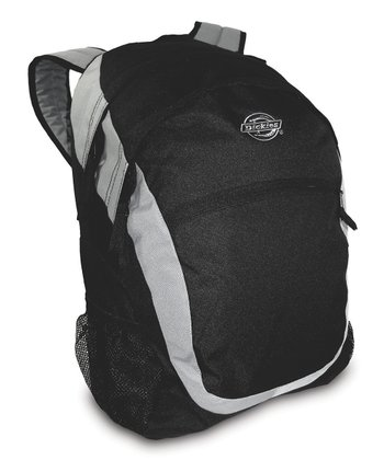 Black Sport Backpack