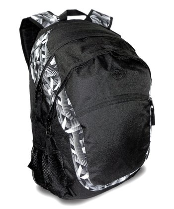 Black & Gray Sport Backpack