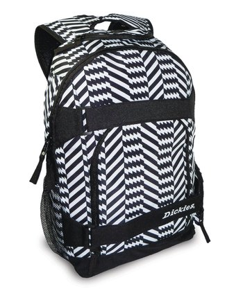 Black & White Action Backpack