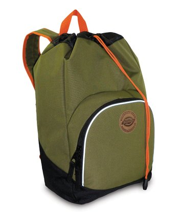 Olive Beach Bum Backpack