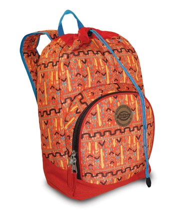Tribal Beach Bum Backpack