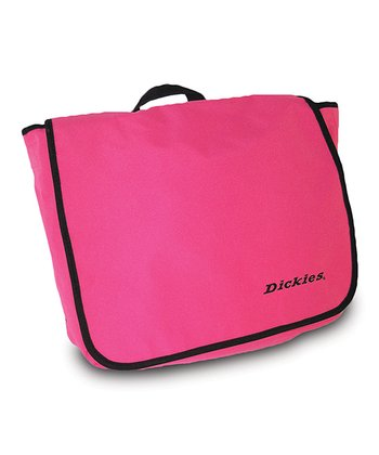 Pink Convertible Messenger Bag