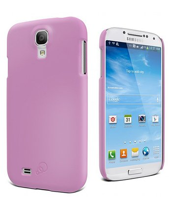 Pink Samsung Galaxy S4 Feel Case