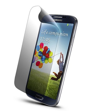 Screen Protector for Samsung Galaxy S4 - Set of Three