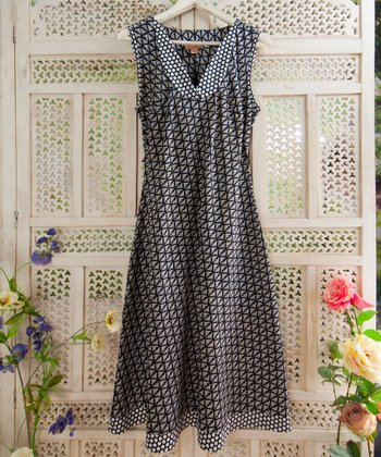 Black Fern Dress