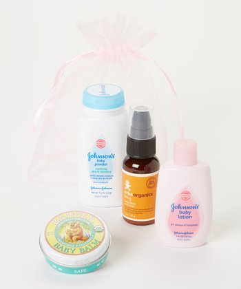 Toddler Skin Care Set