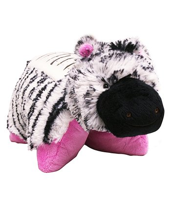 Zebra Plush Night-Light