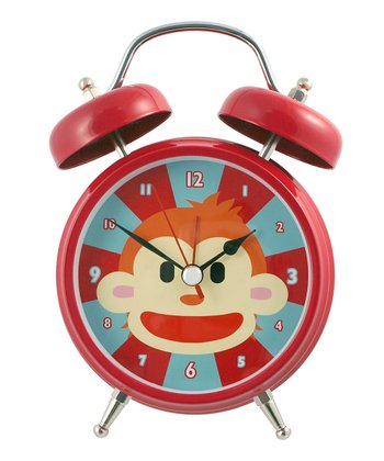 Monkey Talking Alarm Clock