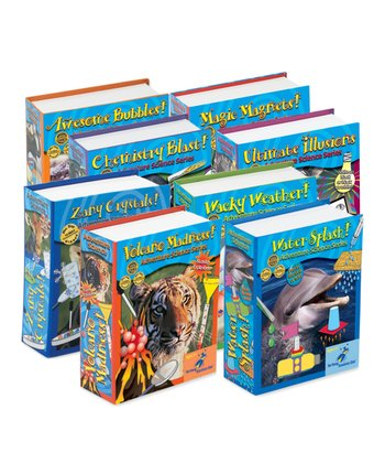 Adventure Science Series - Set of Eight