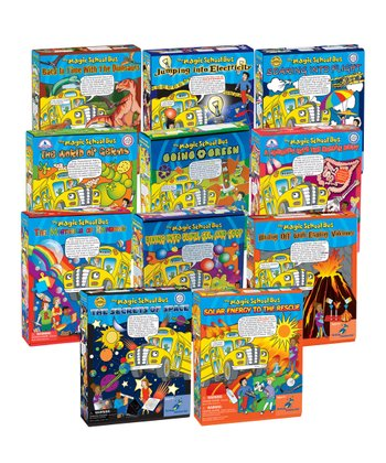 The Magic School Bus Kit Set