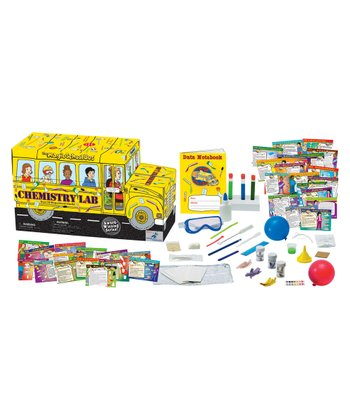 Magic School Bus: Lab Kit Set